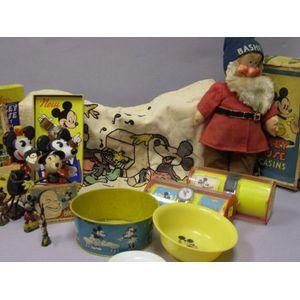 Early Disney Toys