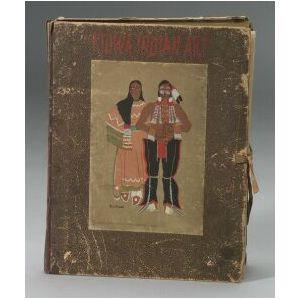 Book on Kiowa Indian Art