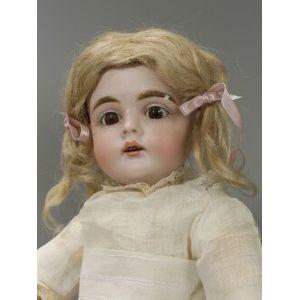 Kestner Bisque Head Doll