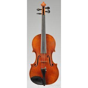 Modern Violin, c. 1960