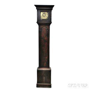 Steven North Thirty-hour Oak Tall Case Clock