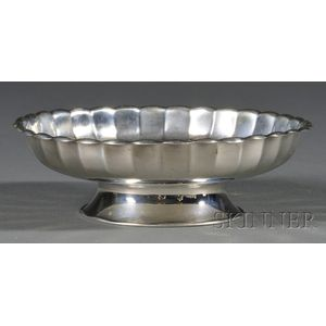 Tiffany & Co. Footed Sterling Bowl