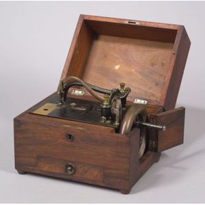 Grover & Baker Sewing Machine