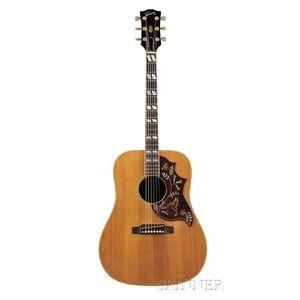 American Guitar, Gibson Incorporated, Kalamazoo, 1967, Model Hummingbird