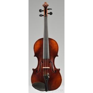 American Violin, George Luck, Cambridge, c. 1920