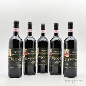 Salvioni Brunello di Montalcino Cerbiaola 2006, 5 bottles
