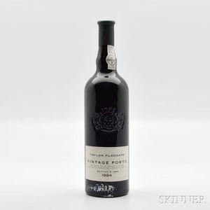 Taylor Fladgate Vintage Port 1994, 1 bottle