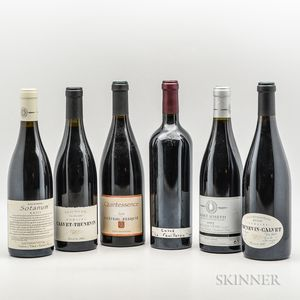 Mixed French Wines, 6 bottles
