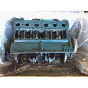 Model A 4-cylinder Short Block