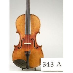 German Violin, Robert Dolling, Marchneukirchen, c. 1930