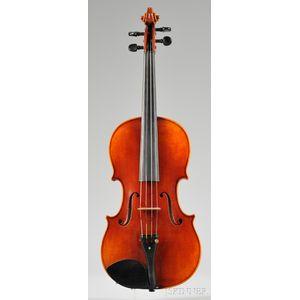 Modern Viola, Roman Teller, Erlangen, 1971