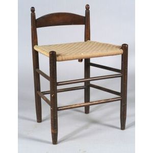 Shaker Production Low-back Chair