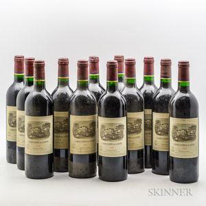 Carruades de Lafite 1995, 12 bottles (owc, no lid)