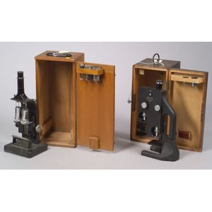 Two Optical Comparators