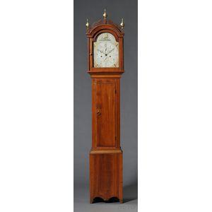 Thomas & Hoadley Eight-day Wooden Movement Tall Clock