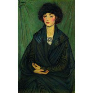 Philip Leslie Hale (American, 1865-1931)    Catherine Wallstrom