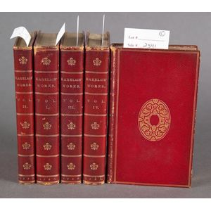 Rabelais, Francois (1494?-1553)