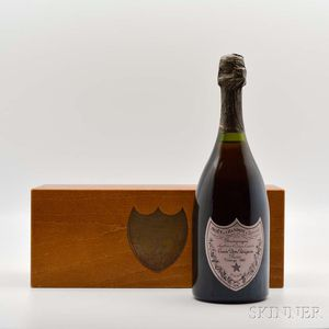 Moet & Chandon Dom Perignon Rose 1982, 1 bottle (owc)
