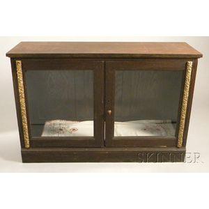 Violin Cabinet