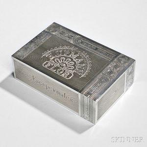 Russian .875 Silver Trompe l
