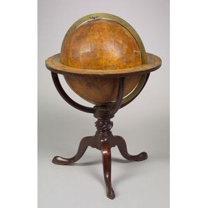 New 12-inch Britfh (sic) Celestial Globe