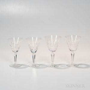 Twenty-three Waterford Crystal Wineglasses