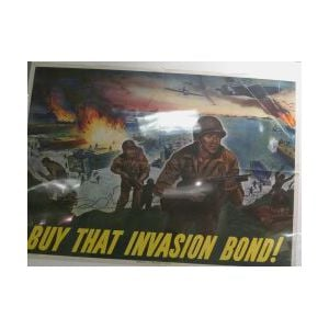 Four World War II Posters