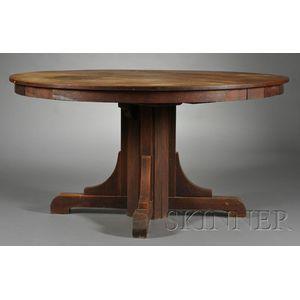 Arts & Crafts Gustav Stickley Dining Table