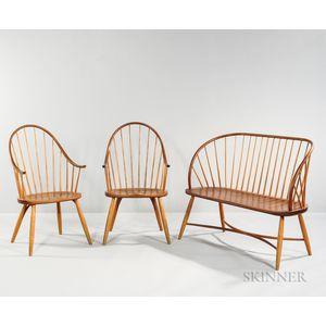 Suite of Thomas Moser Furniture