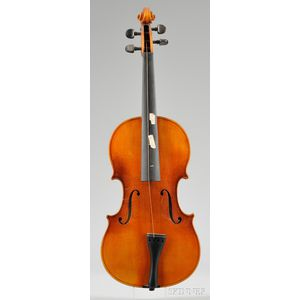 Modern Viola, Anton Schroetter, Mittenwald, c. 1970