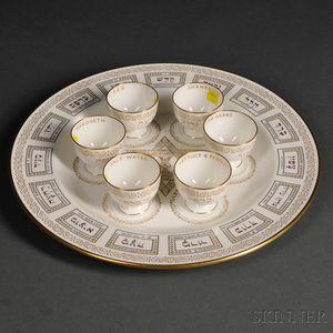 Wedgwood Bone China Passover Seder Set
