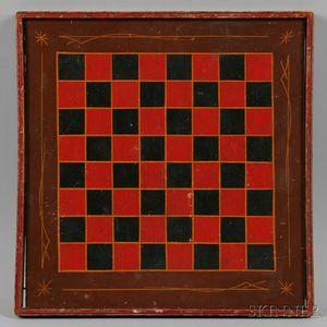 Painted Game Board