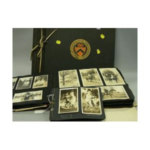 Group of 19th and 20th Century Photographs and Two Photograph Albums.