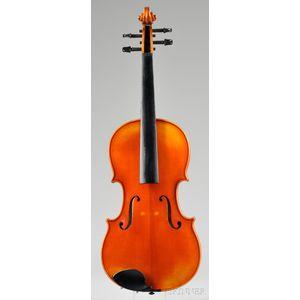 Modern Viola, Wenzel Fuchs, Erlangen, 1976