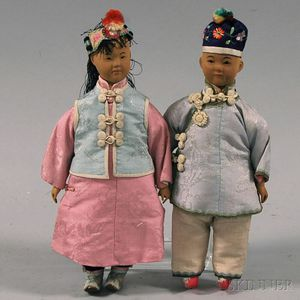 Two Door of Hope Mission Dolls