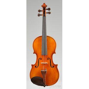 Modern Violin, Arthur Teller, Erlangen, 1978