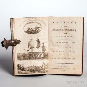 Charter of the Marine Society of the Town of Newport, in the State of Rhode Island.