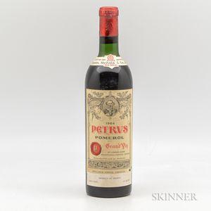 Chateau Petrus 1964, 1 bottle