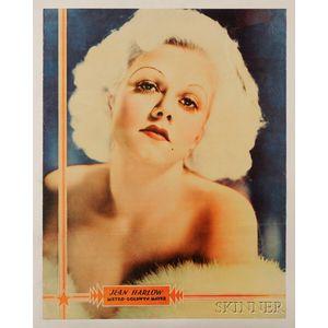 Jean Harlow Studio Star Portrait