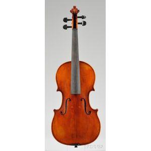 Modern Violin, Arthur Teller, Bubenreuth, c. 1970