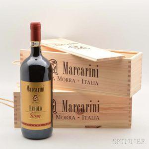 Marcarini Barolo Brunate 2010, 2 magnums (2 x owc)