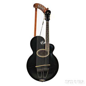Gibson Style U Harp Guitar, 1908