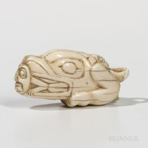 Northwest Coast Amulet