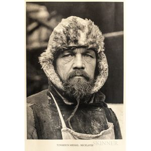 Bourke-White, Margaret (1904-1971) Twelve Soviet Photo-Prints.
