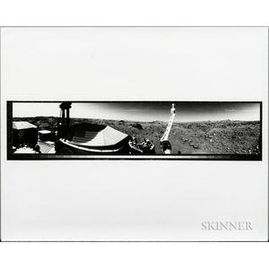 Viking 1, Eight Photographs.