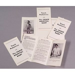 Brochures for The Chase Hospital Baby Doll