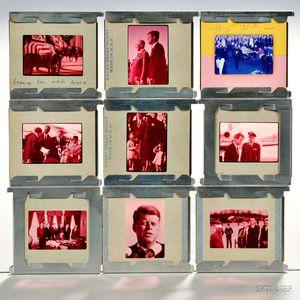 Kennedy, John Fitzgerald (1917-1963) and Lyndon B. Johnson (1908-1973) Approximately 210 Slides.