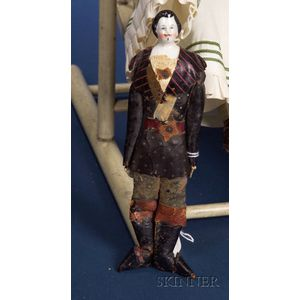 China Shoulder Head Soldier Doll