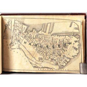 Boston. George H. Walker & Co. [Boston, c. 1900] Untitled Atlas of Boston.