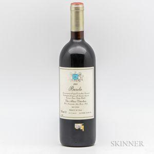 Elio Altare Barolo 1989, 1 bottle